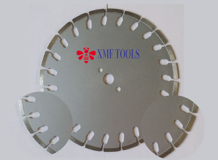 Diamond Concrete Cutting Blades For Skill Saw  Grinder  Big U Slot Found