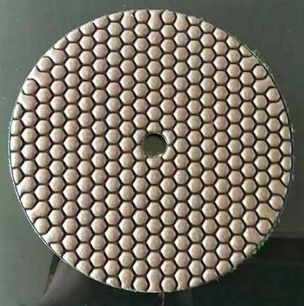 Dast Speed Red Diamond Floor Polishing Pads For Concrete 180mm Size